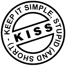 keep-it-simple-stupid